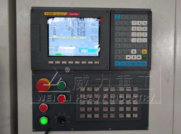 立式加工中心数控系统